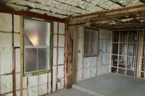 Spray Foam Insulation Ogden UT