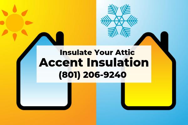 blown-in attic insulation in logan ut