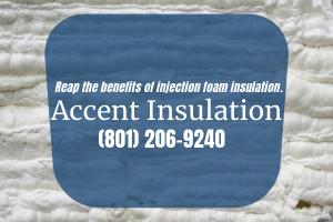 injection foam insulation in Bountiful UT