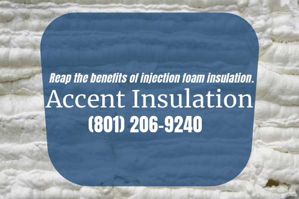 injection foam insulation in Bountiful UT