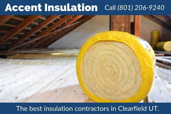 Clearfield UT Insulation Contractors