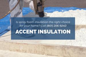 Ogden UT spray foam insulation