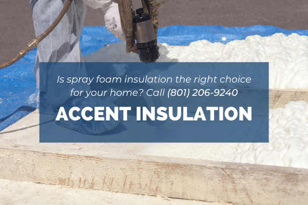 Ogden UT spray foam insulation