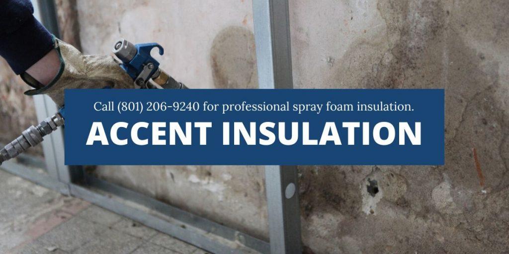 Bountiful UT Spray Foam Insulation