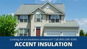 Logan UT Insulation Contractor