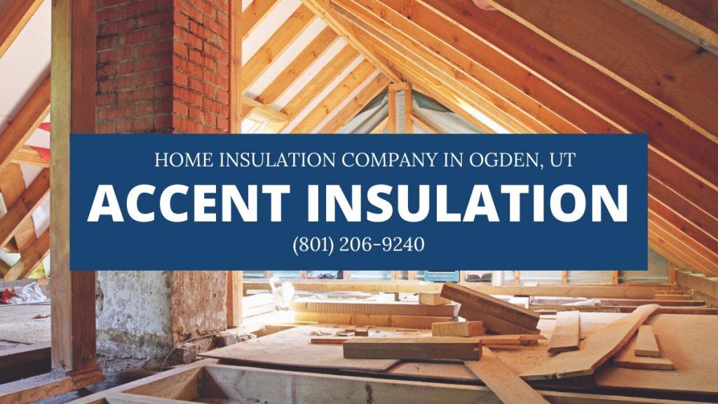 insulation company in Ogden UT