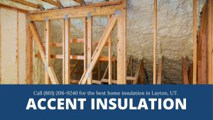 insulation installation Layton UT