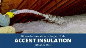 blown-in-insulation-in-Logan-UT